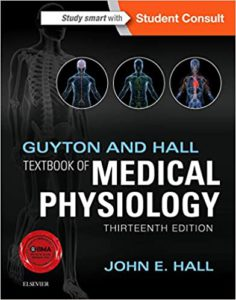 Guyton and Hall Textbook of Medical Physiology (Guyton Physiology) 13th Edition