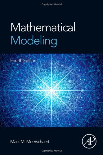Mathematical Modeling 4th edition